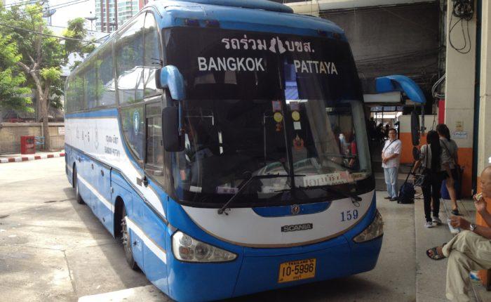11Bus to Pattaya