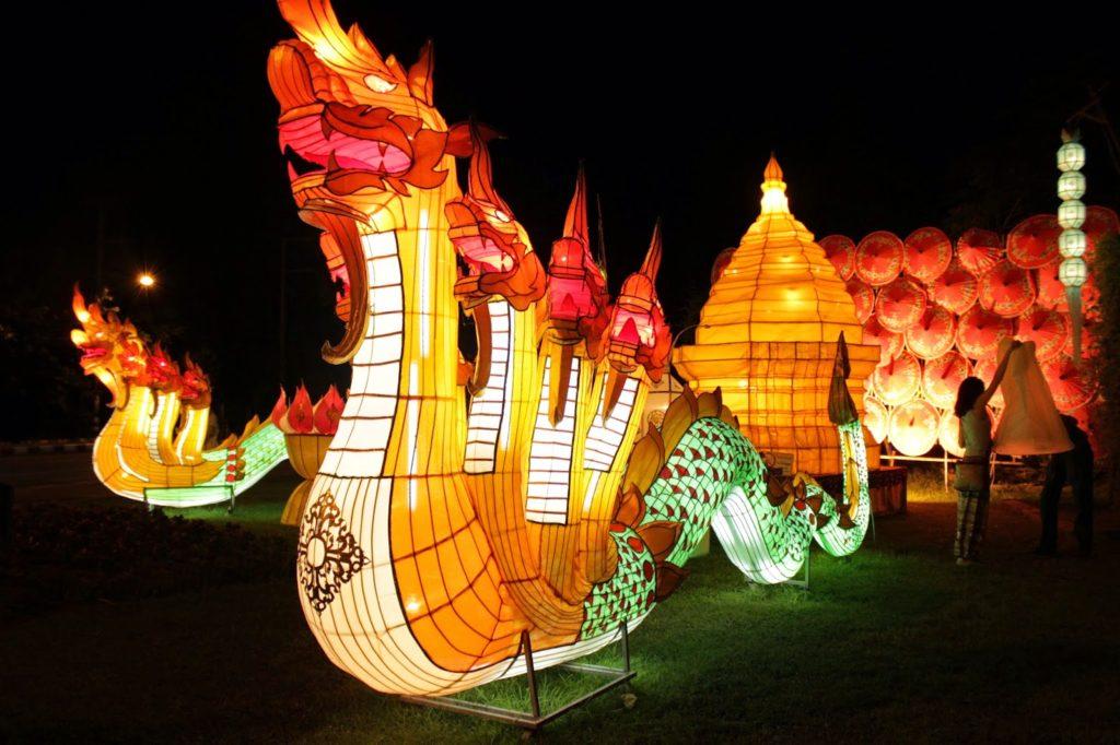 Yi Peng Festival