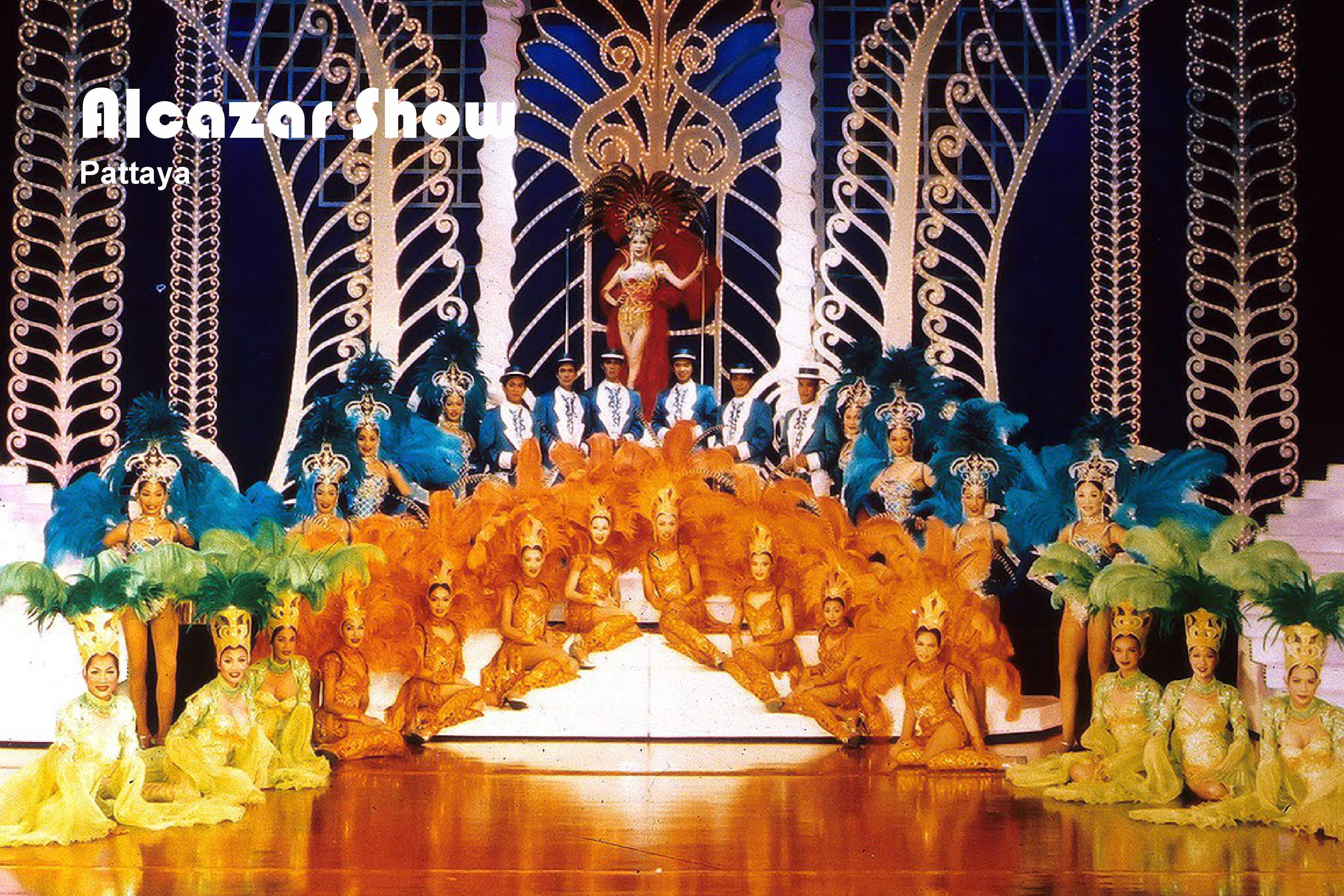 11Alcazar Show Pattaya