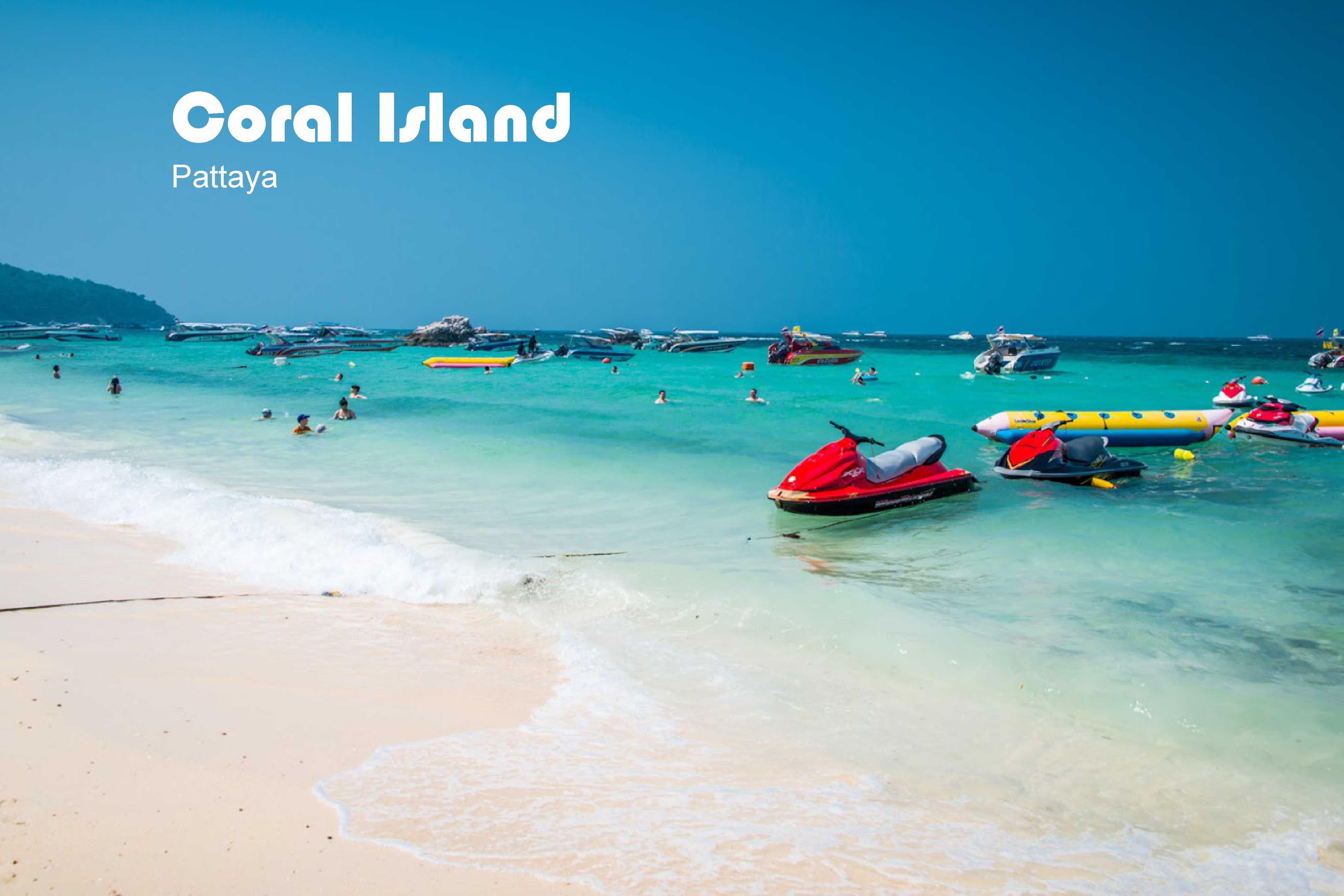 11Coral Island Pattaya