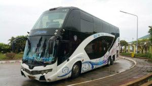 Bus to kho Pha Ngan
