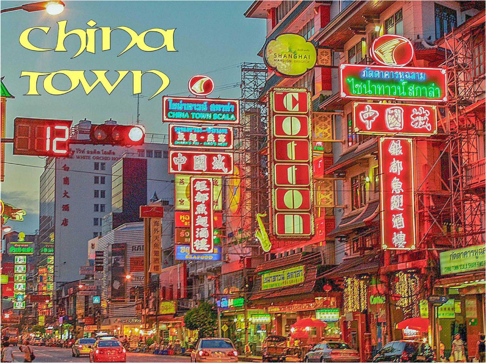 Bangkok Street Food Markets