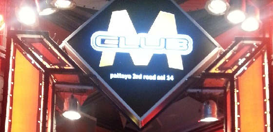 M Club Pattaya