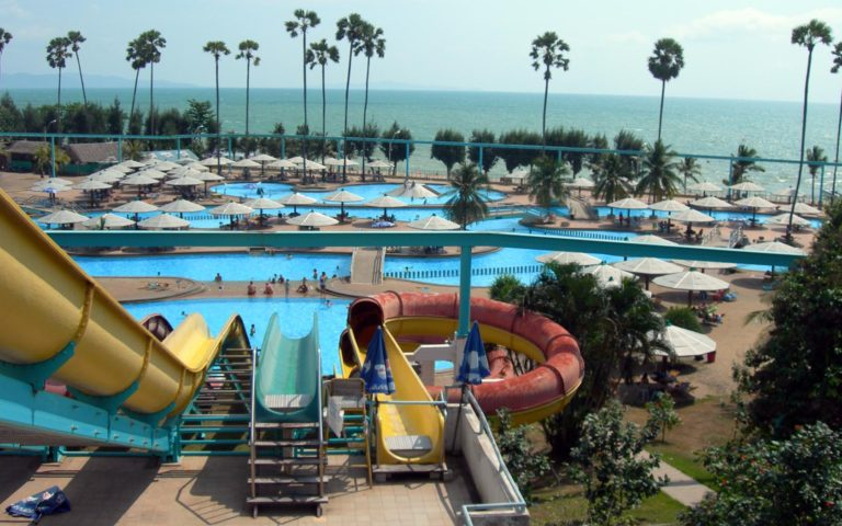 Dongtan and Pattaya Park Beaches