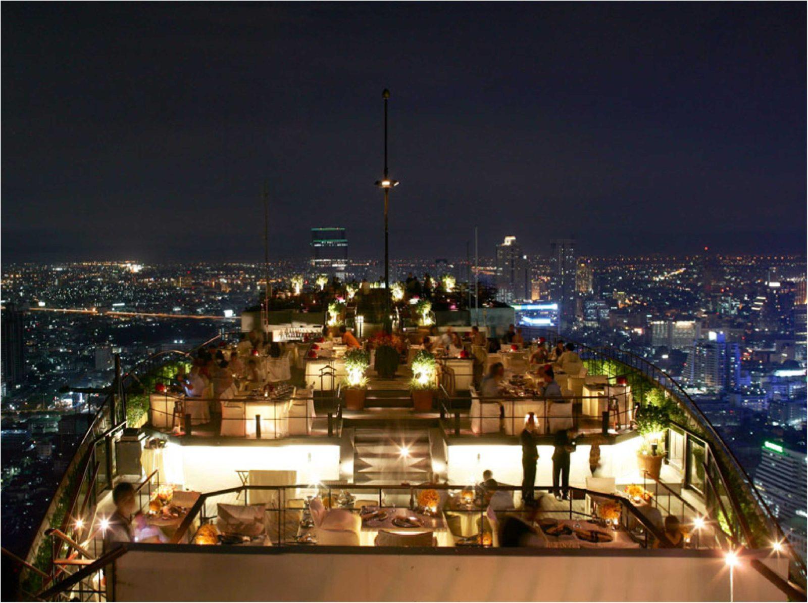 Bangkok Roof Top Bars