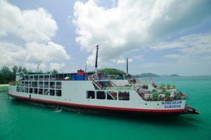 Ferry to Kho Pha Ngan