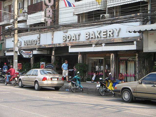 Boat Bakery