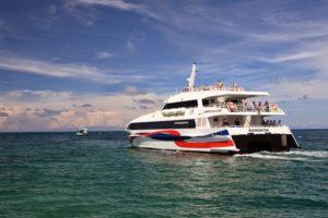 Speed Boat to Koh Phangan