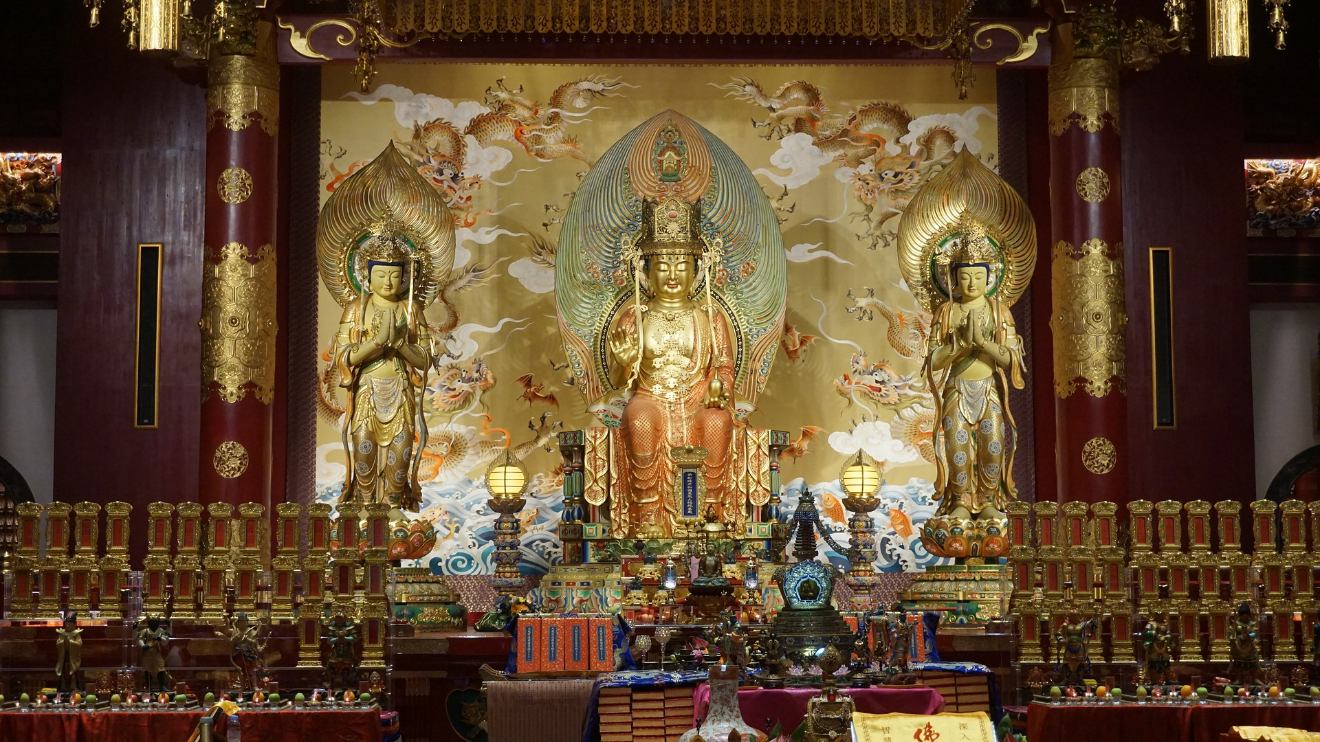 Buddha Tooth Relic Temple2