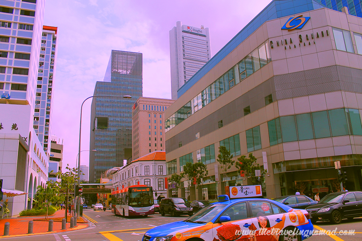 China Square Central