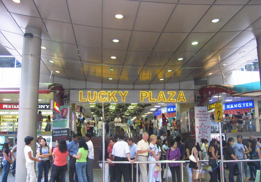 Lucky-Plaza-Singapore