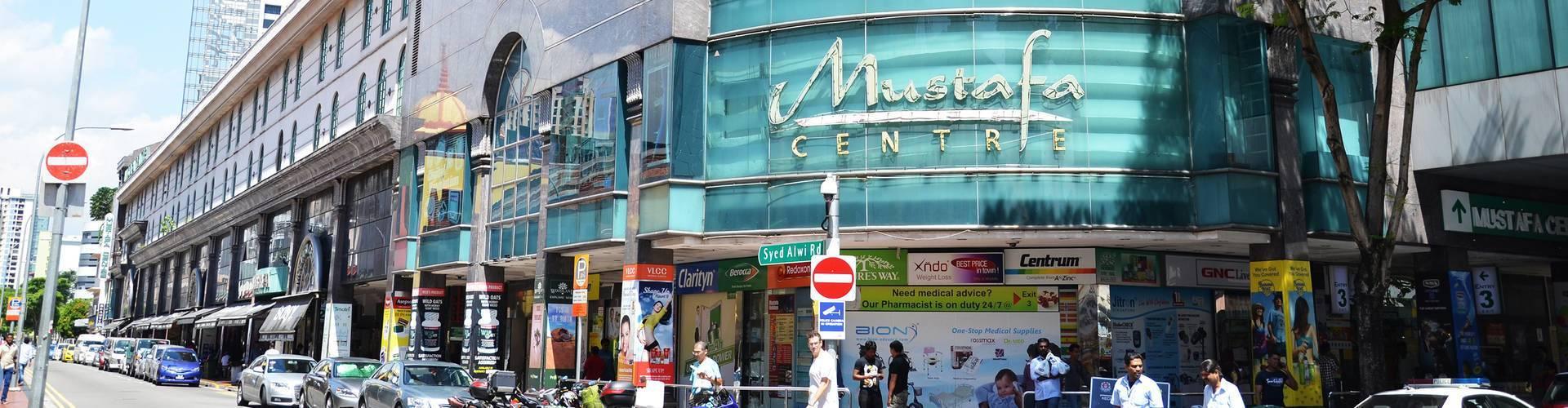 Mustafa Centre 3
