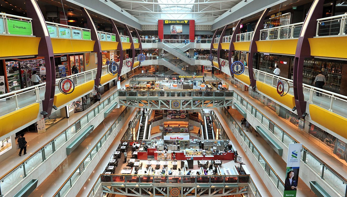 Plaza Singapura 2