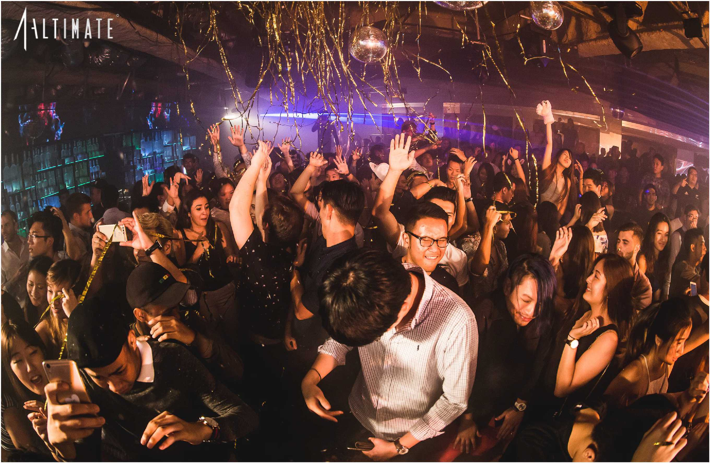 Singapore Top Five Clubs