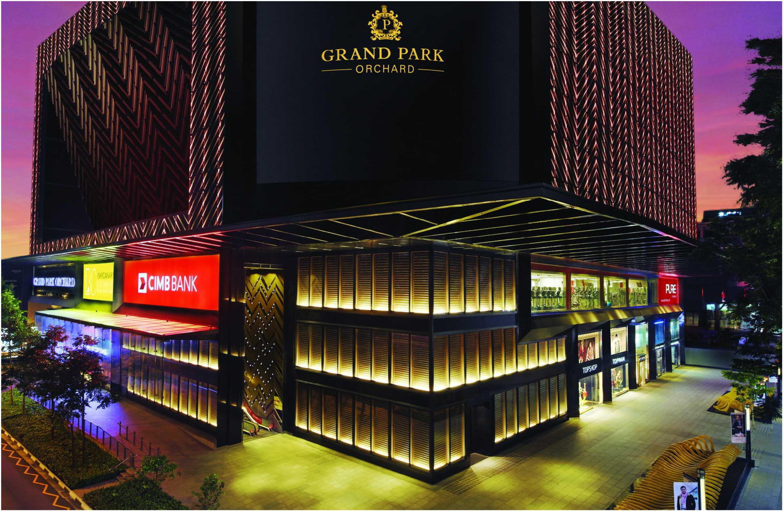 Singapore Top Five Malls