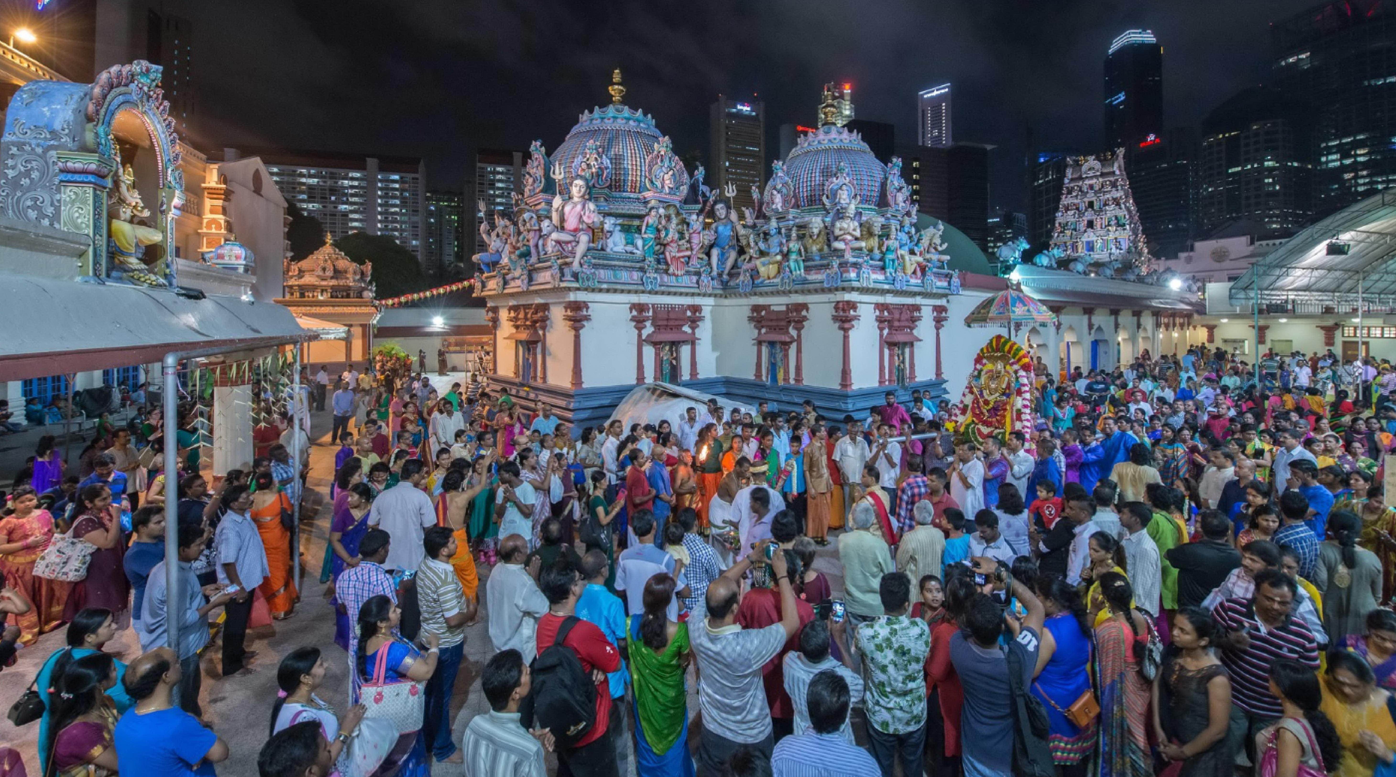 Sri Mariamman Temple4
