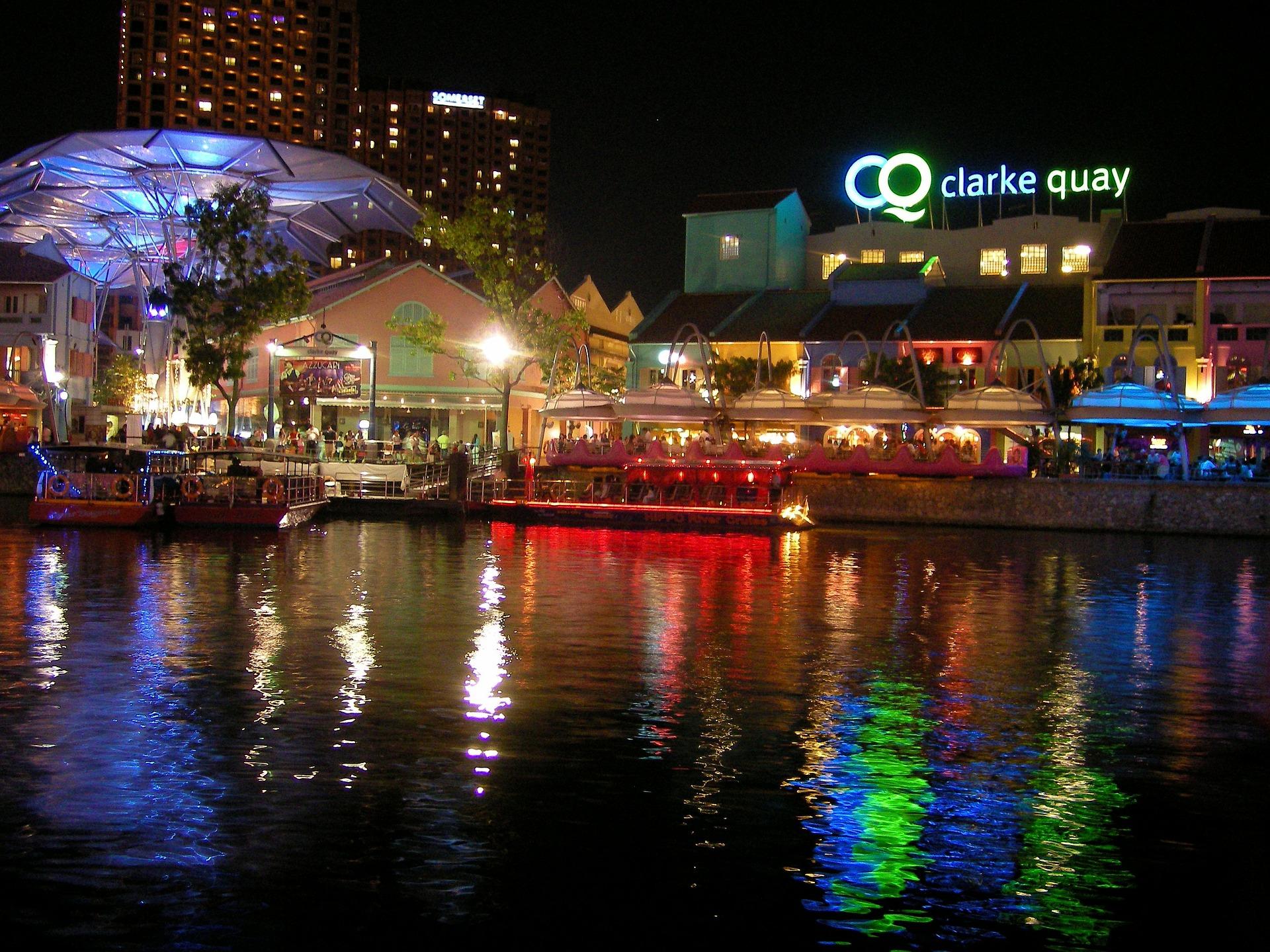 singapore-Clarke Quay