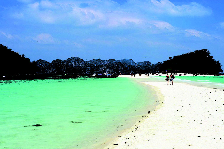 4 Island Tour - Koh Tub
