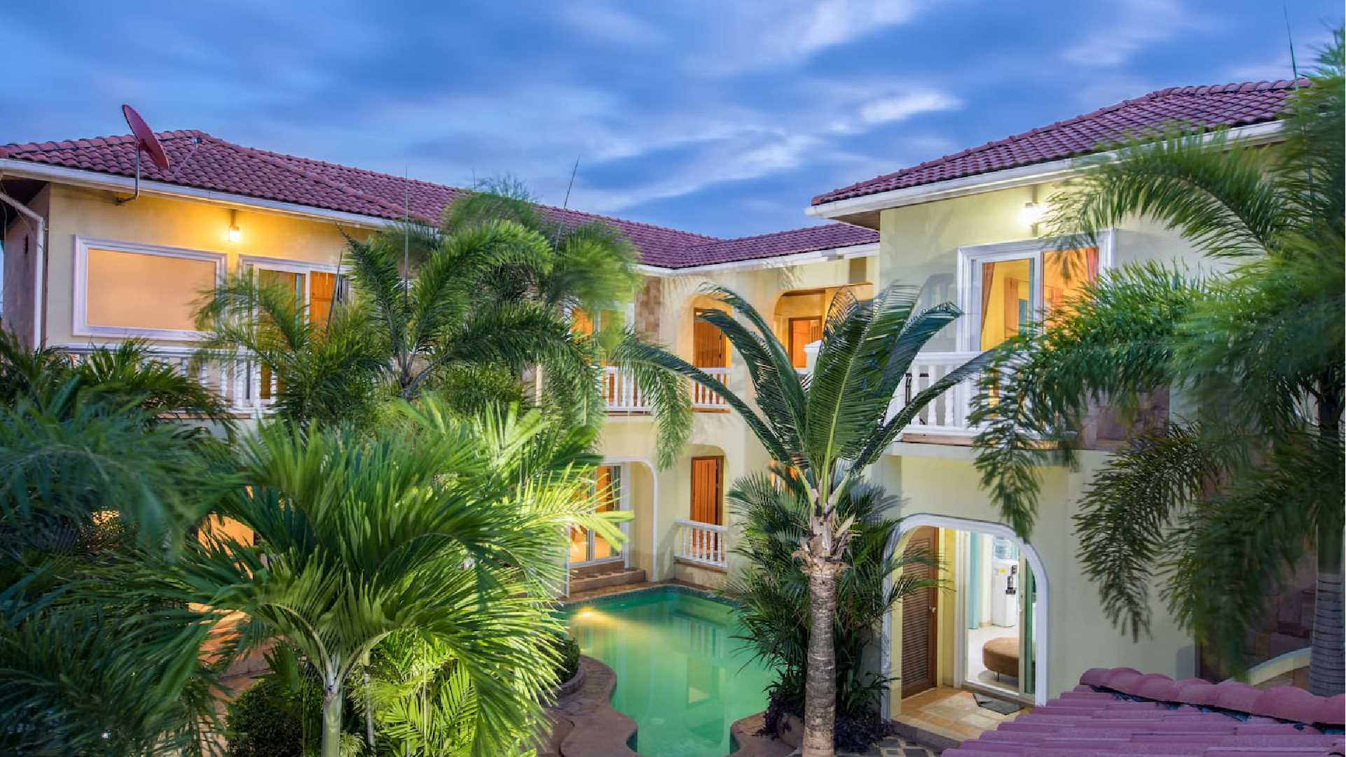 115 Bedroom Pool Villa