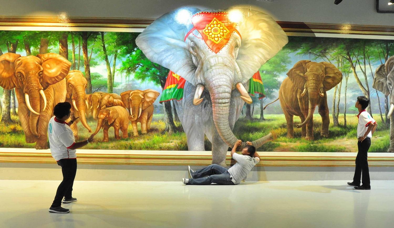 Art in Paradise Pattaya Tour