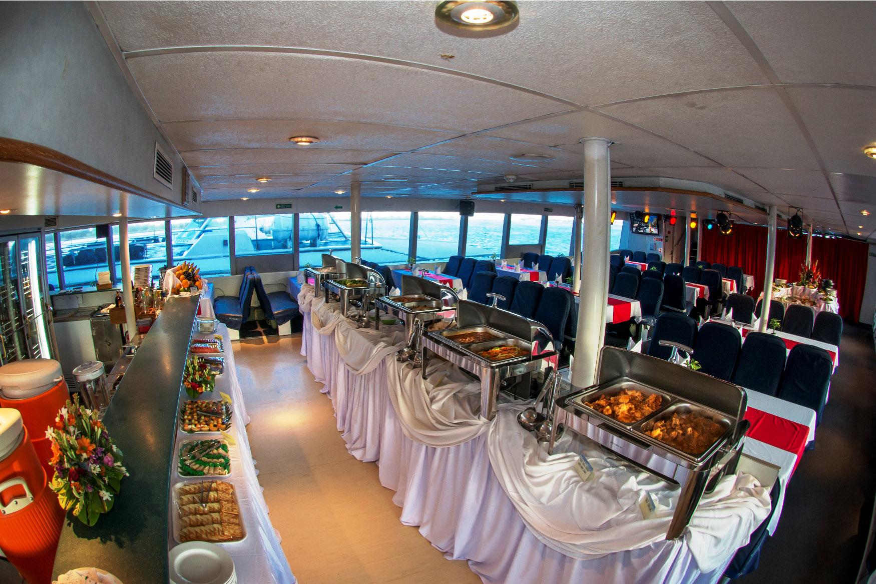 Bali Hai Dinner Cruise