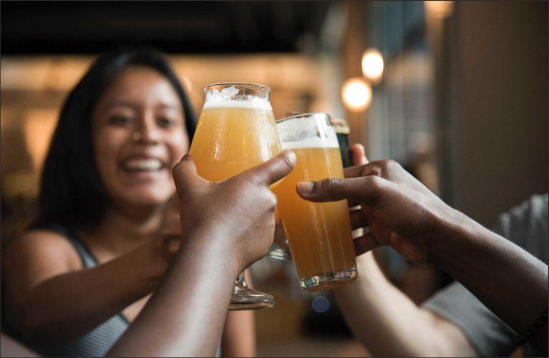 Beer Bar in Bangkok