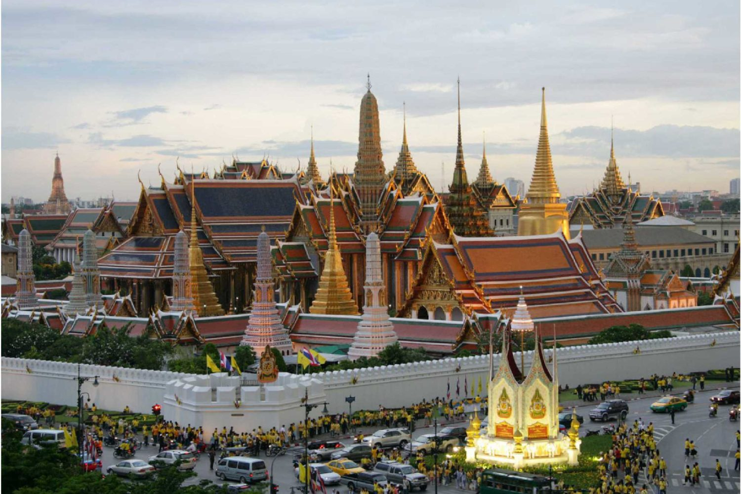 Bangkok City and Temple Tour