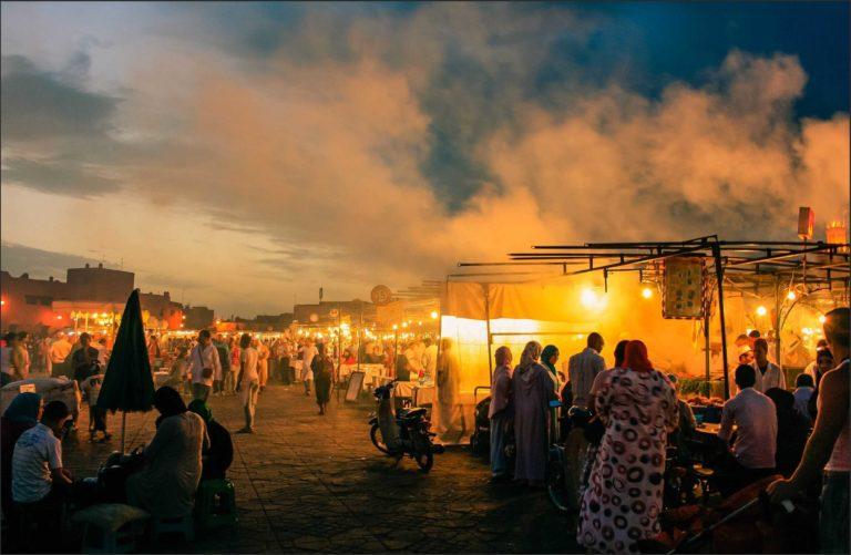 Bangkok Night Markets