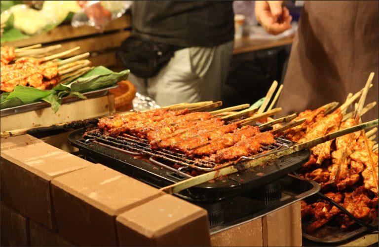 11Street Food of Bangkok