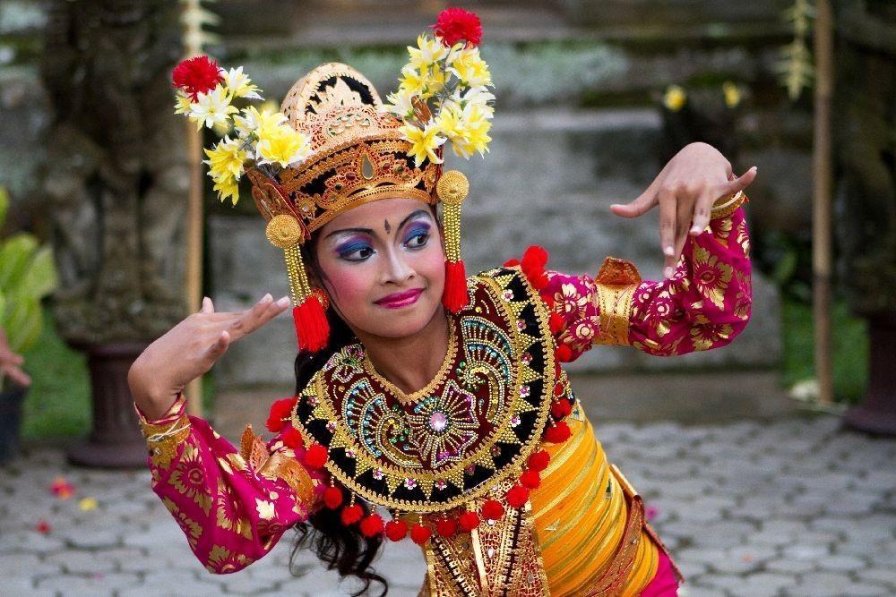 Barong and Keris Dance Performance