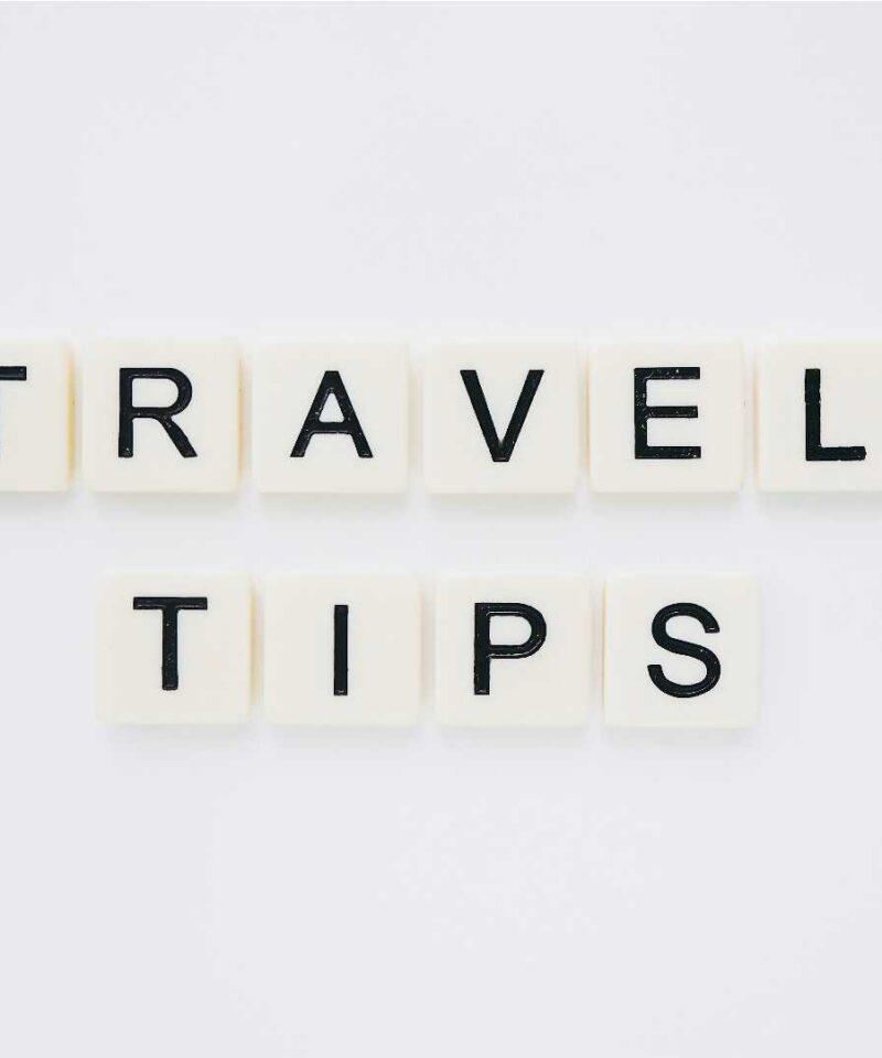 11Best Travel Tips