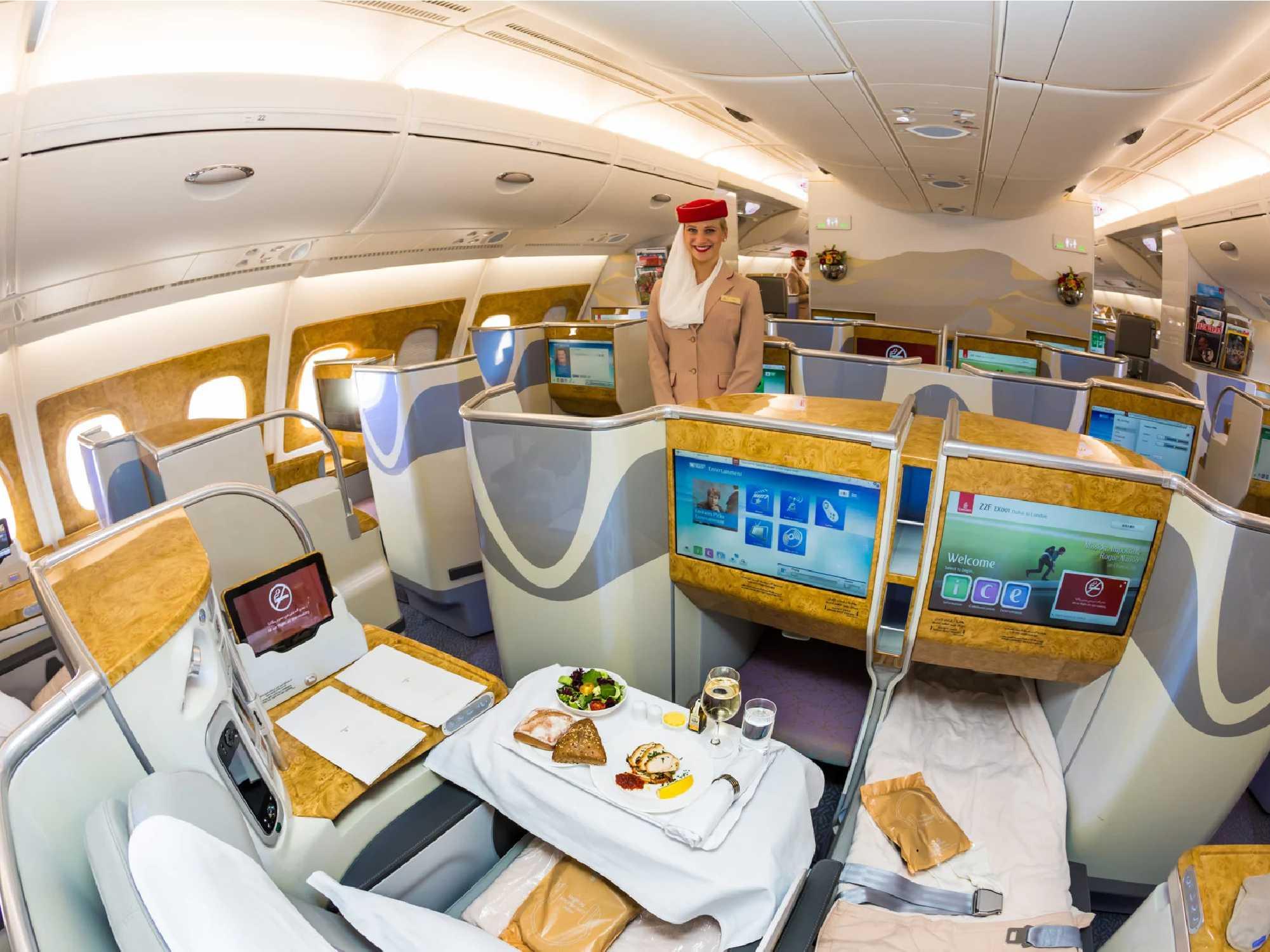 Business Class Travel