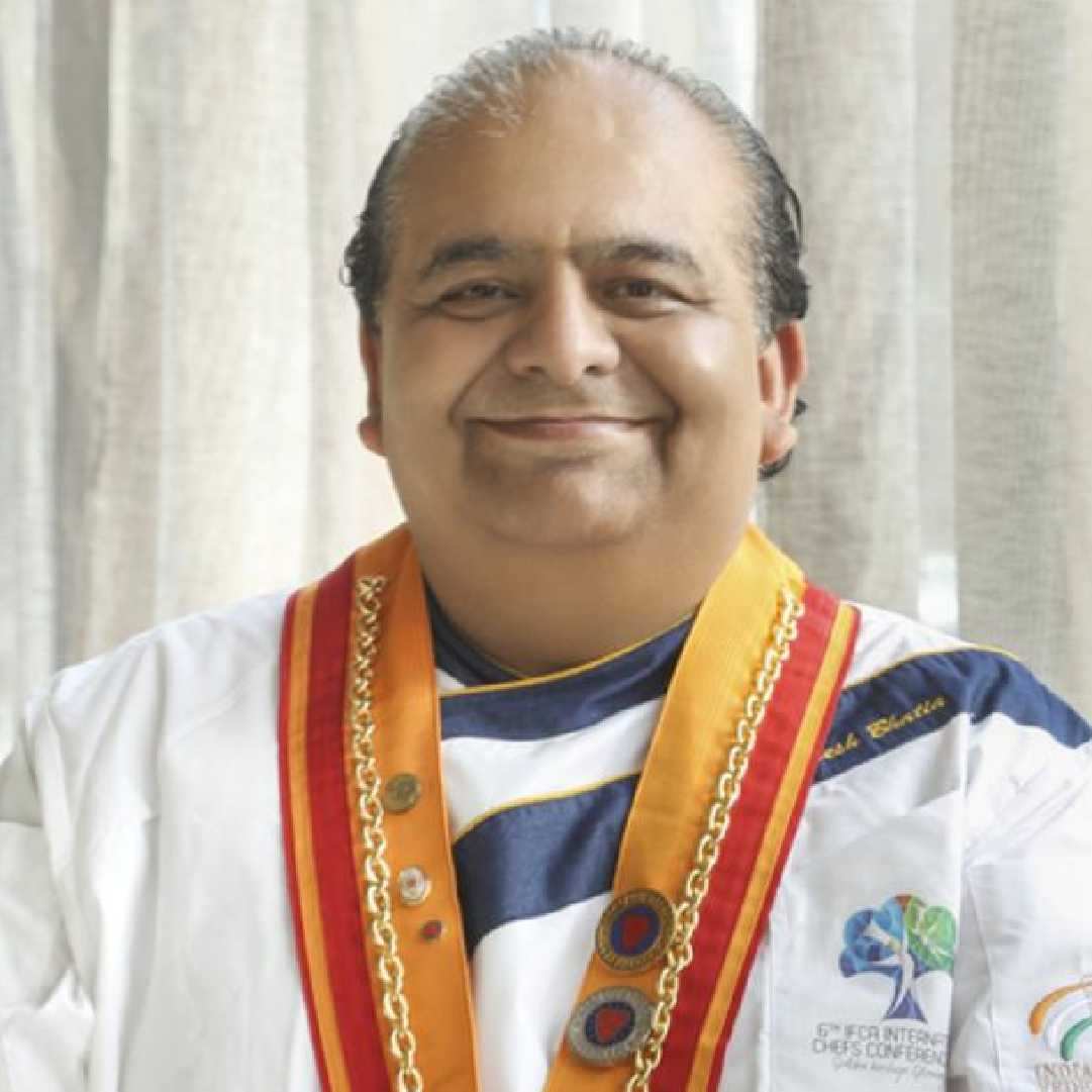 Chef Nimish Bhatia