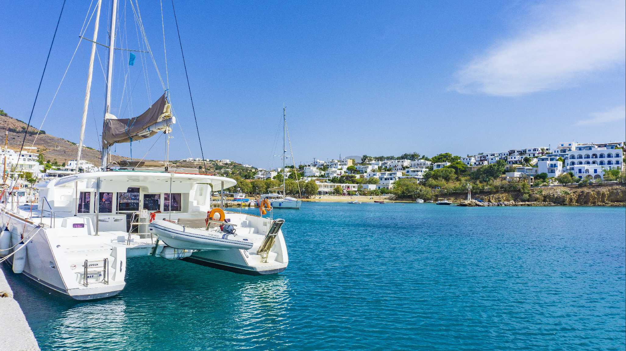 Corporate Incentive Tour with Yacht Party