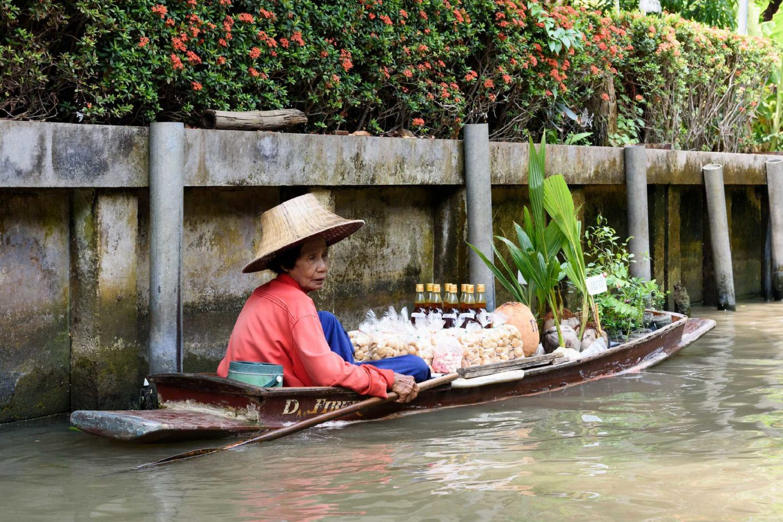 11Damnoen Saduak Floating Market