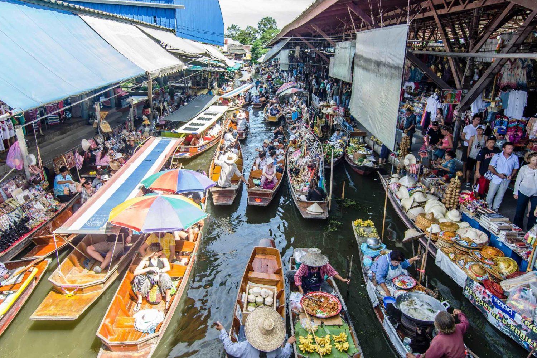 11Bangkok Hua Hin Pattaya Package