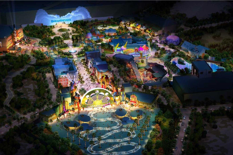 11Dubai Parks and Resorts