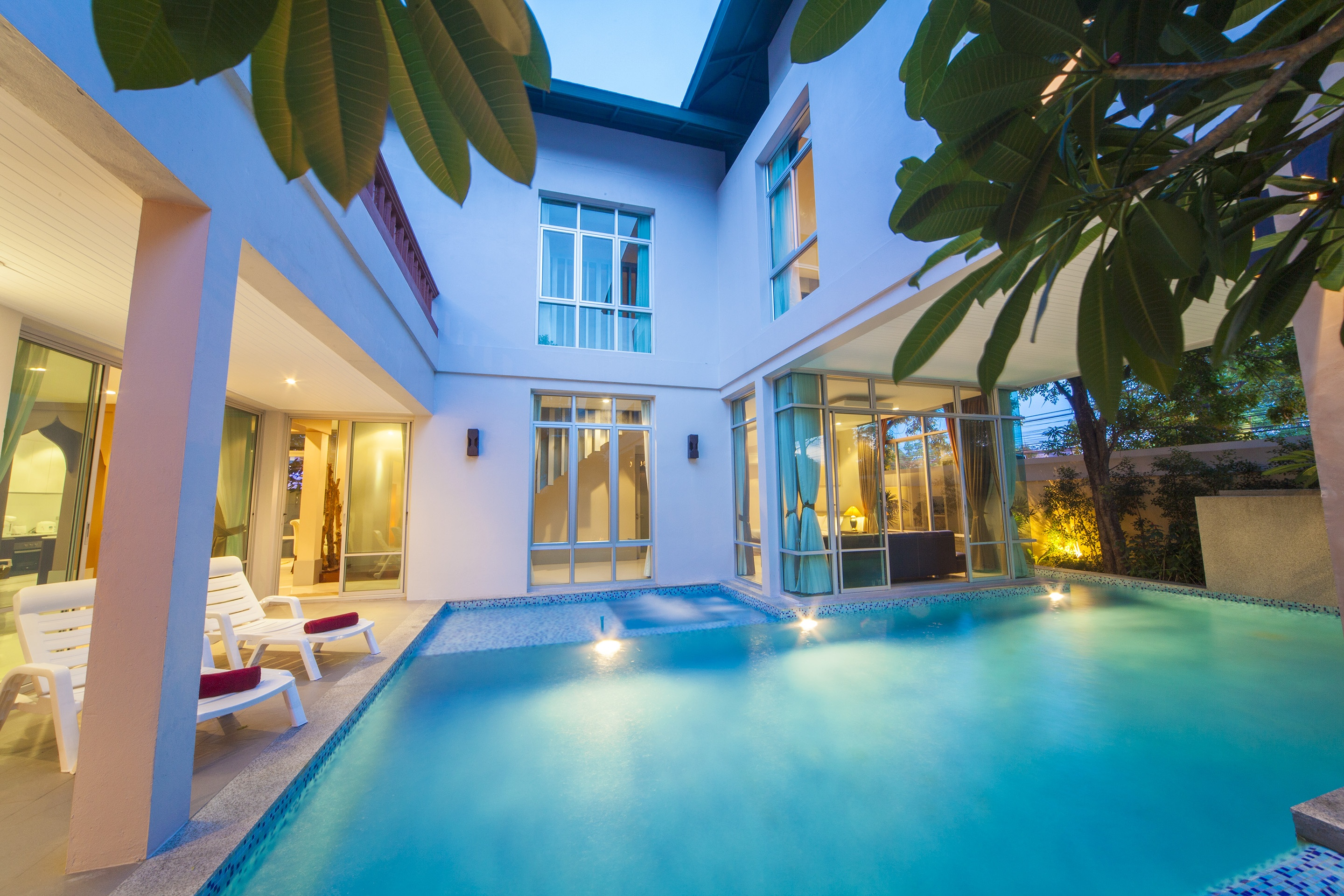 Five Bedroom Pool Villa