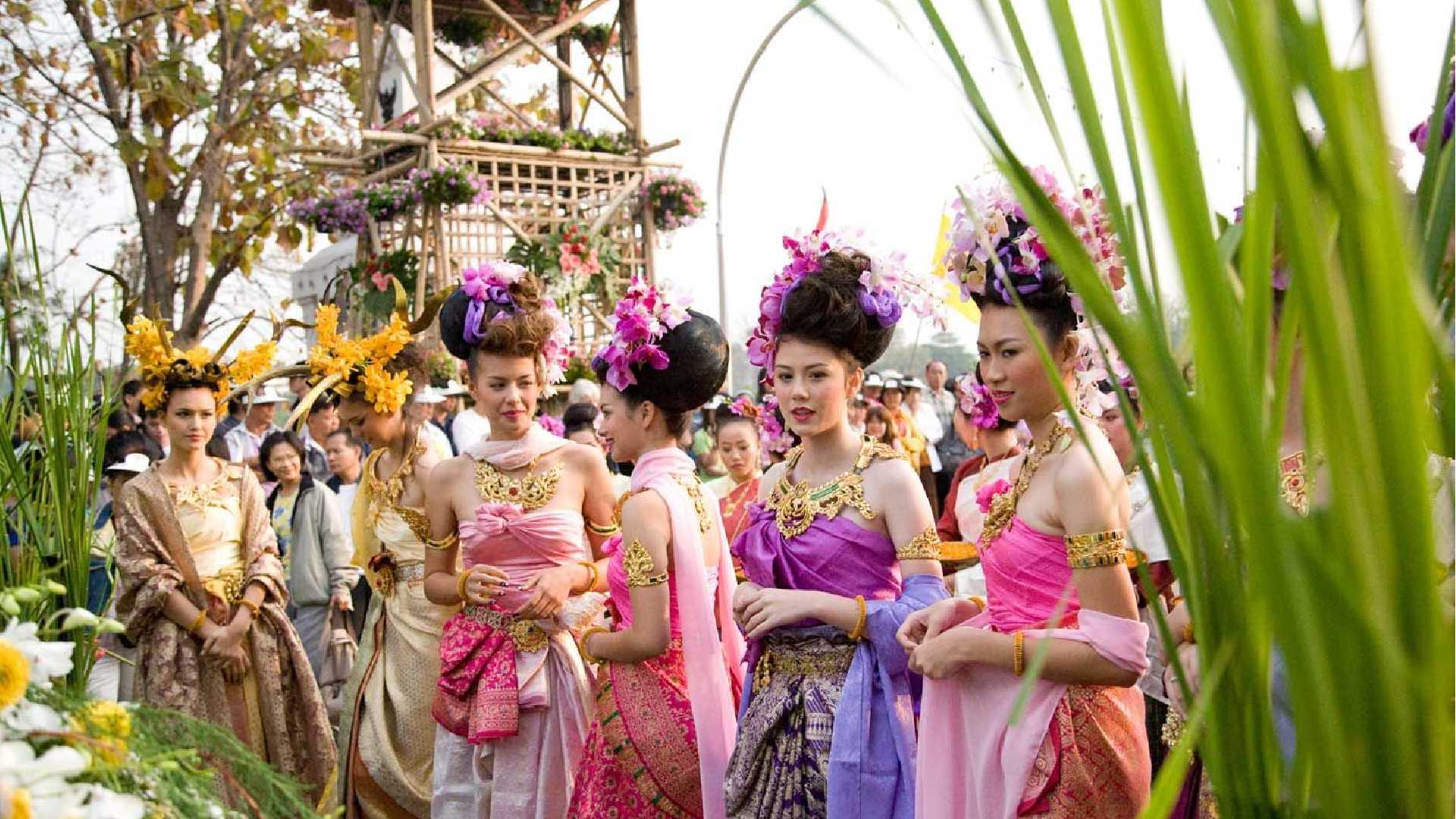 Flower Festival of Chiang Mai