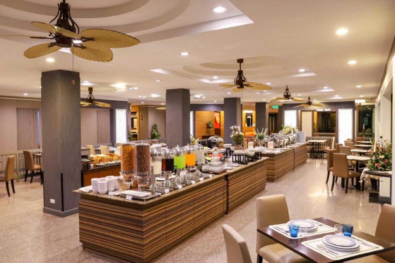 11Golden Sea Pattaya Buffet