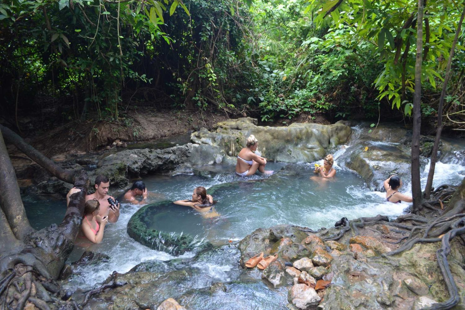 Hot Springs Krabi