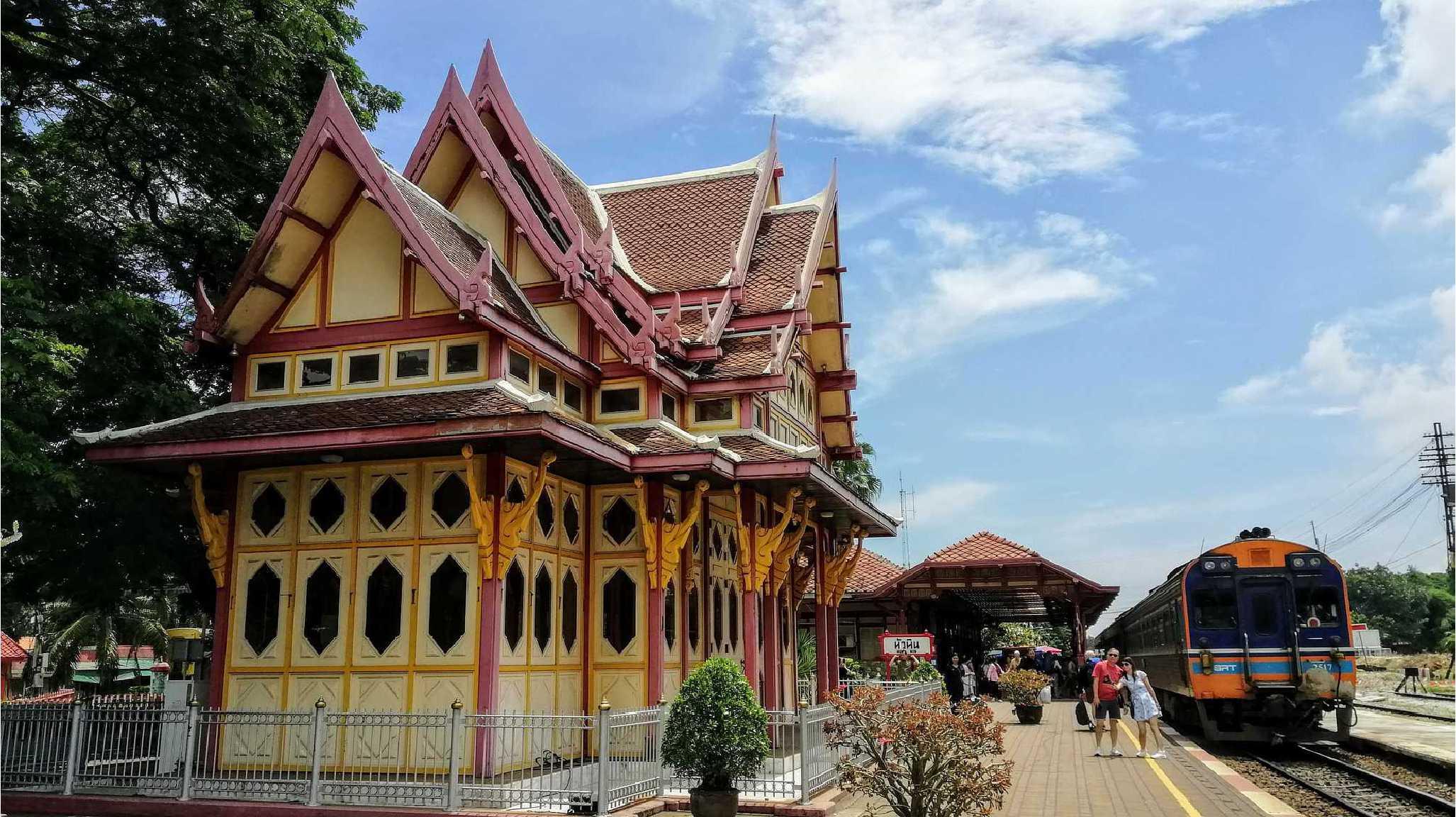 Hua Hin Bangkok for Families
