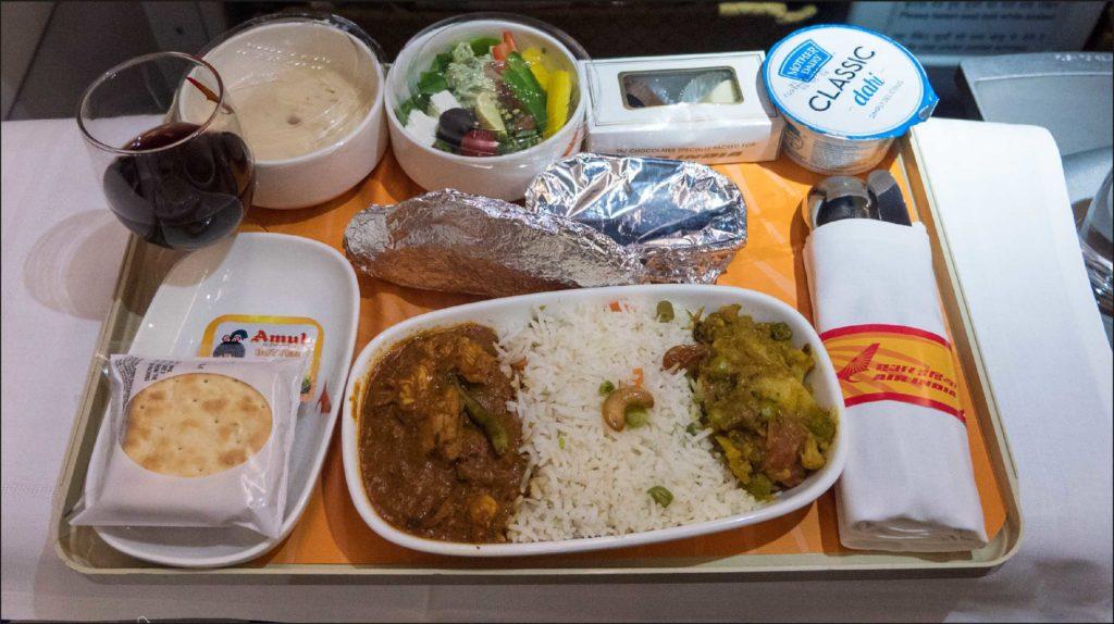 Flight Food