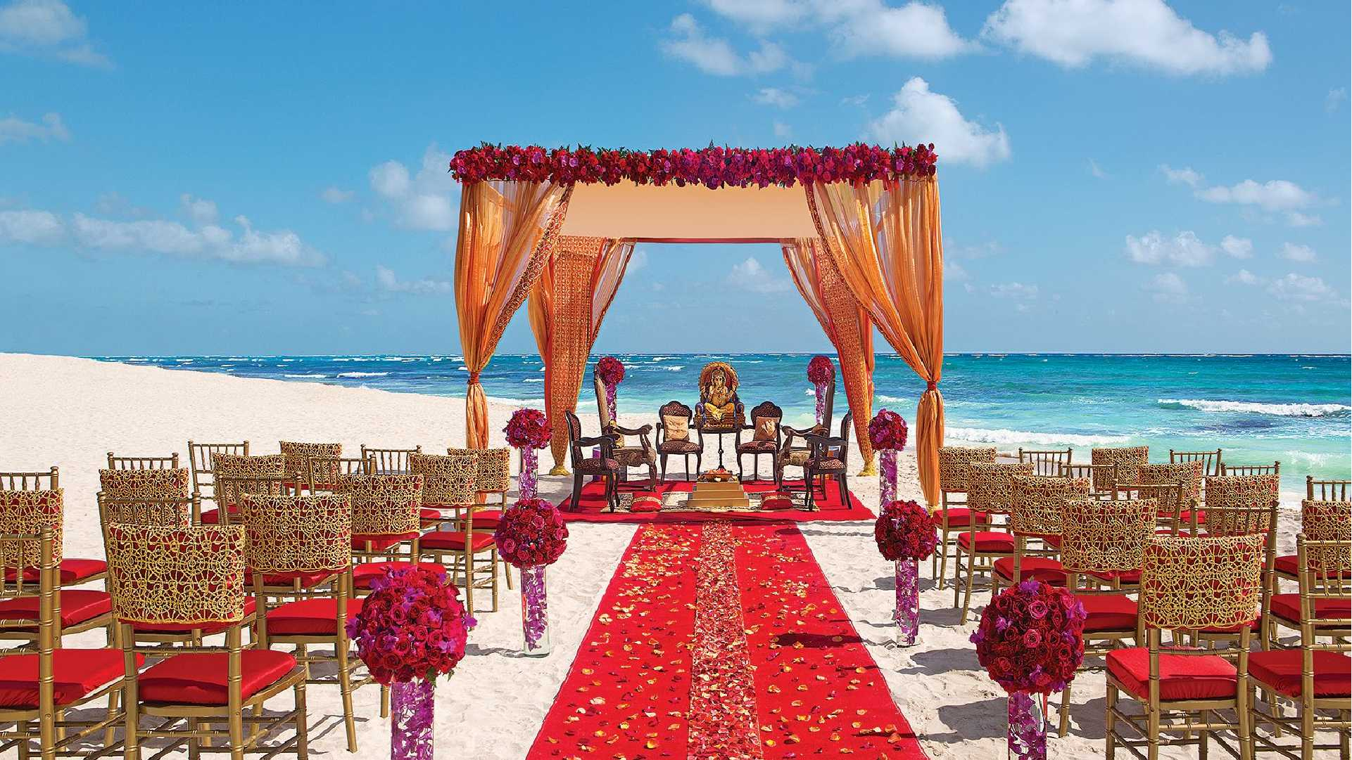 Indian Destination Wedding Venues in Thailand