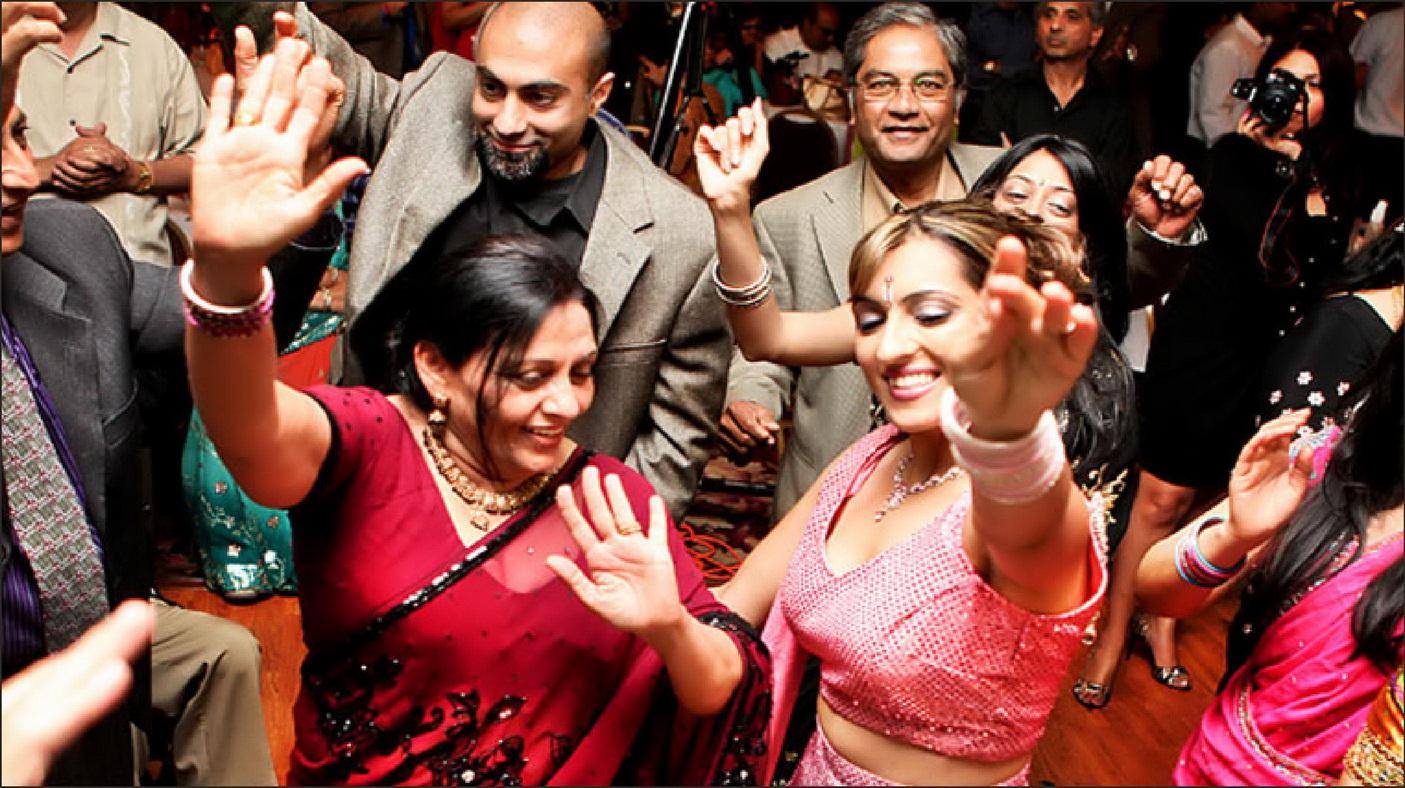 Indian Sangeet Wedding