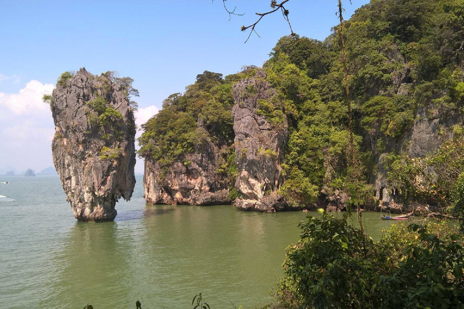 11James Bond Island Tour with Lunch
