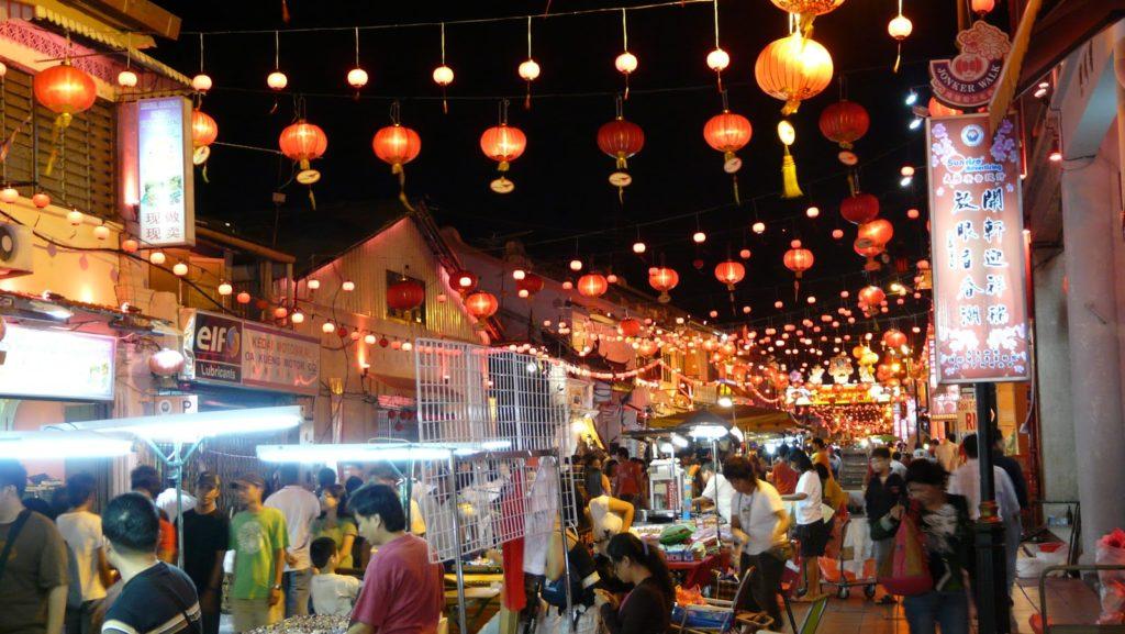 Jonker Street Malaysia