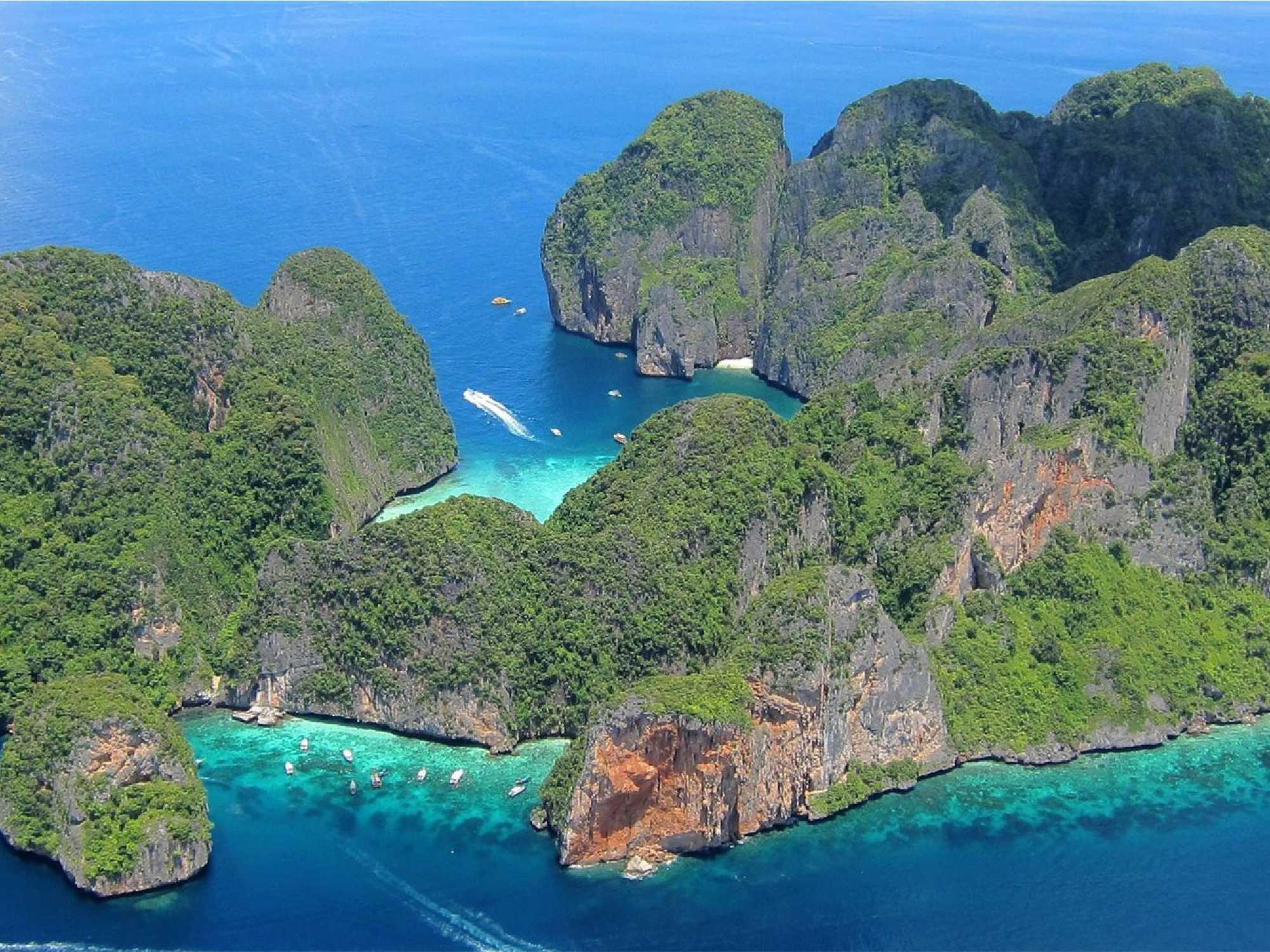 11Koh Phi Phi Island