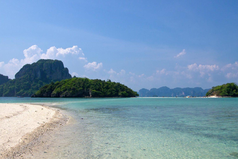 Krabi Four Island Tour
