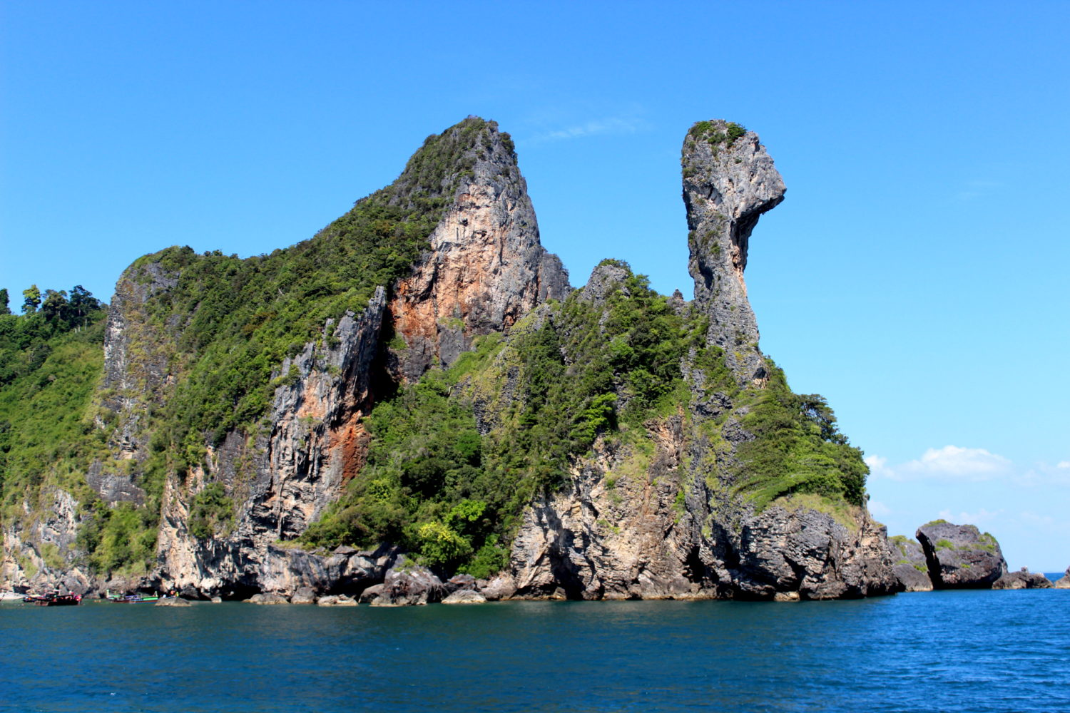 Krabi Four Island Tour